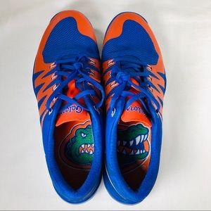 Nike Mens FloridaGator FreeTrainer 5.0 V6Amp Shoes